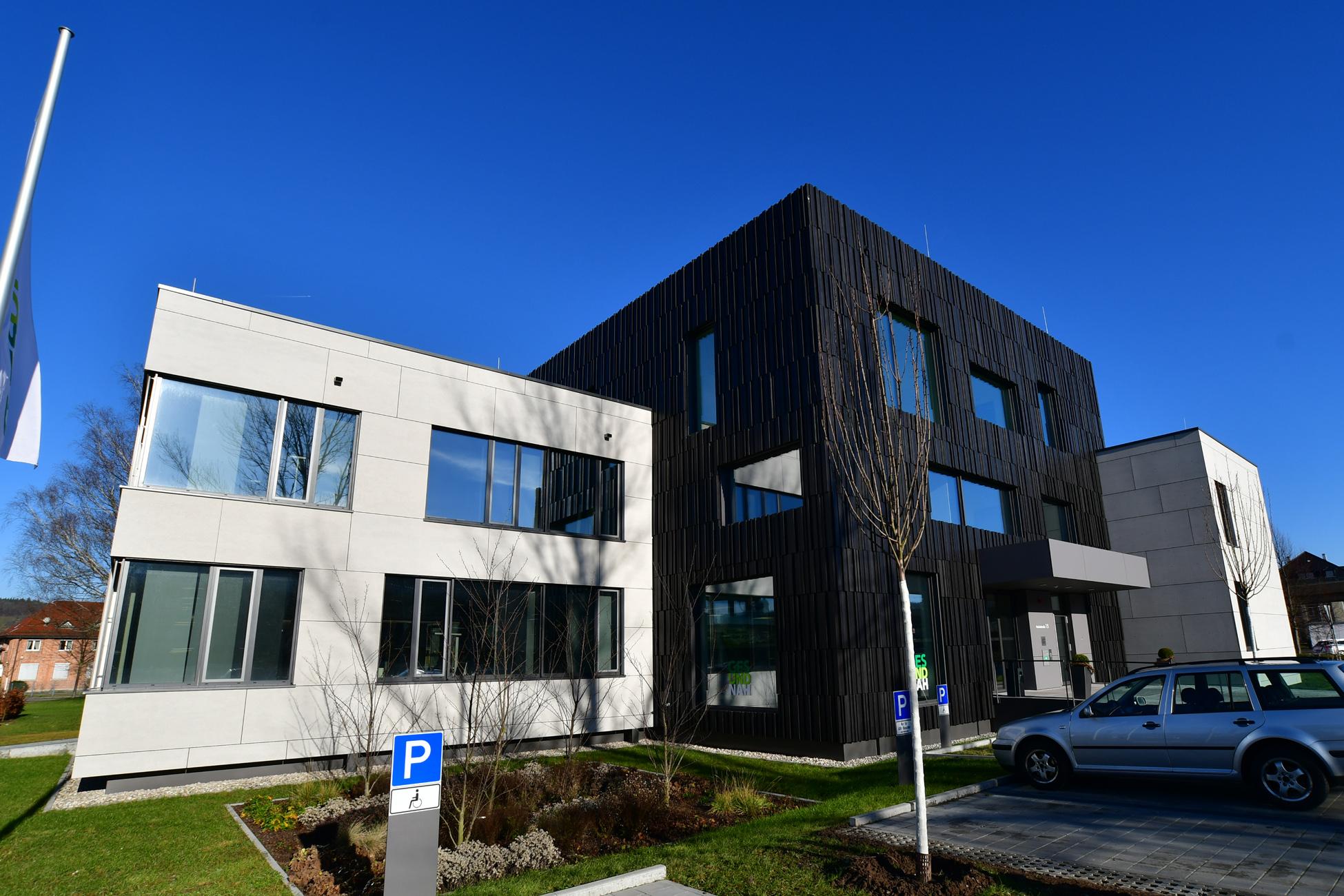 Neubau AOK Schorndorf