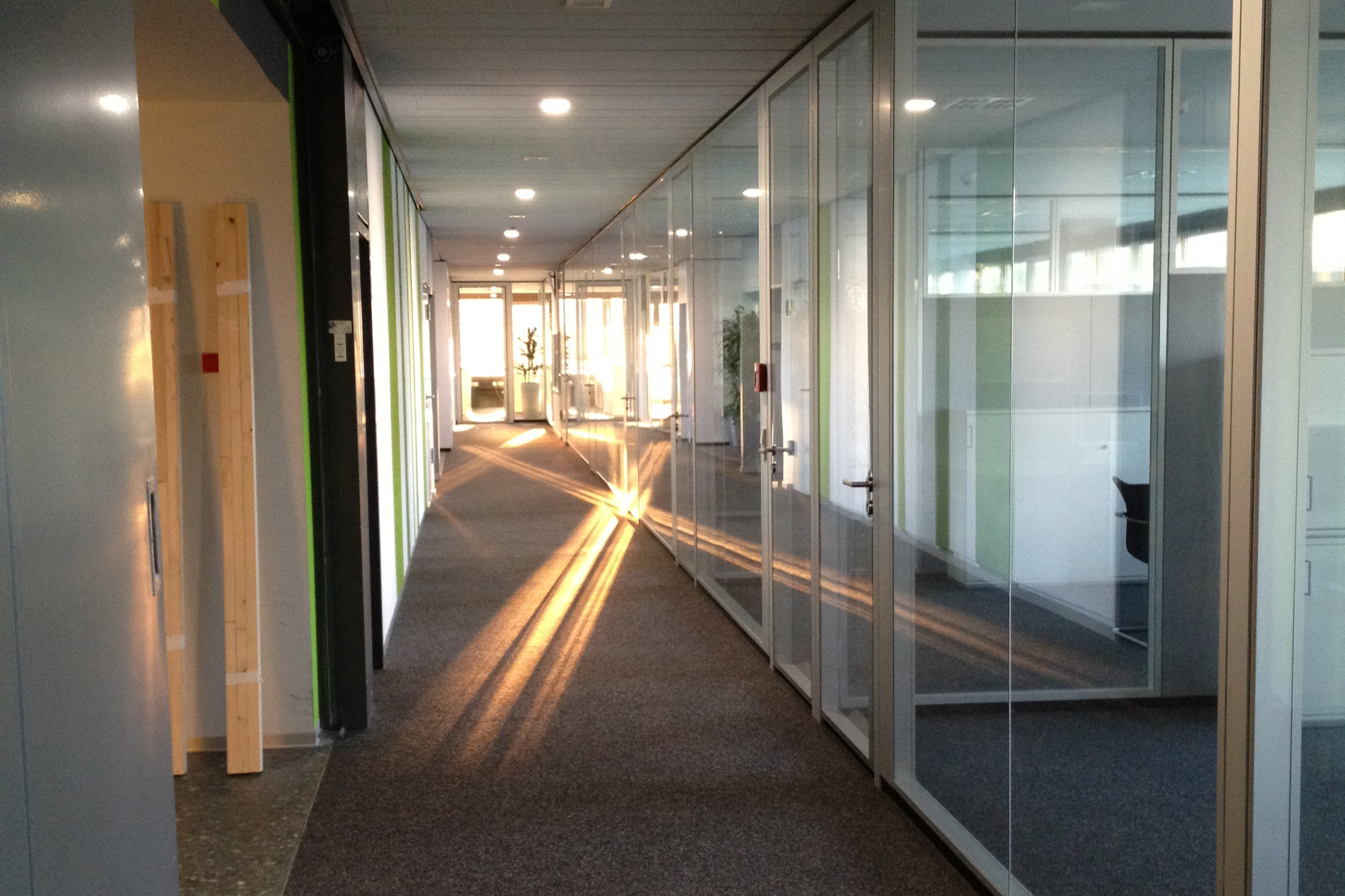 Sanierung AOK Ludwigsburg